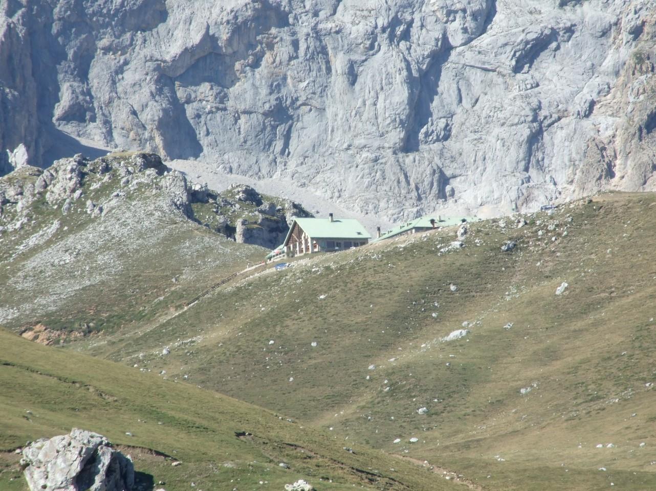 Hotel Áliva. Foto de la web de Espinama. Pulse para verla a mayor tamaño